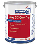 Epoxy SIC Color Top  10 кг.