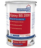 Epoxy BS 2000 transparent  10 кг.